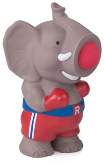 Political Popper Elephant picture
