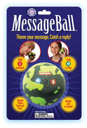 Message Ball picture
