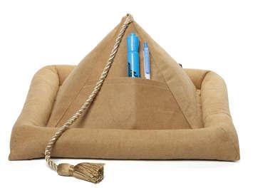 Peeramid Bookrest - Taupe picture