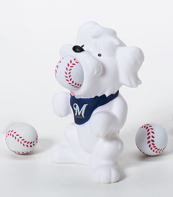MLB Milwaukee Brewers Popper picture