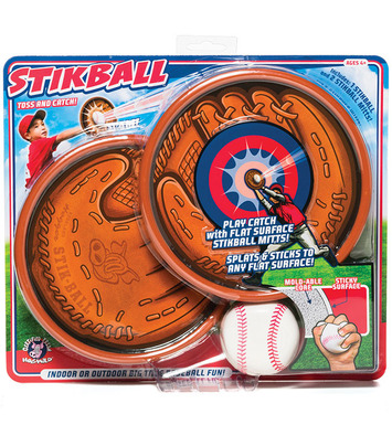 Stikball Mitts + Stikball picture