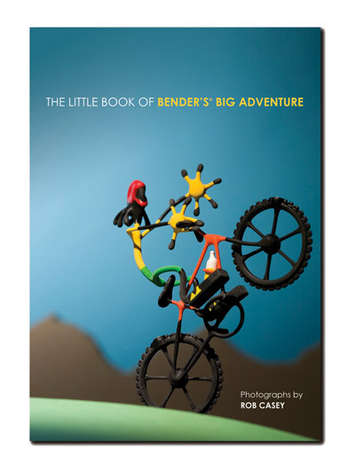 The Little Book of Bender's Big Adventures picture
