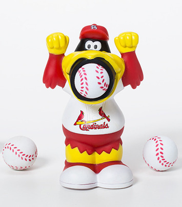 MLB St Louis Cardinals Popper picture