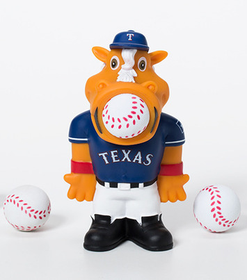 MLB Texas Rangers Popper picture