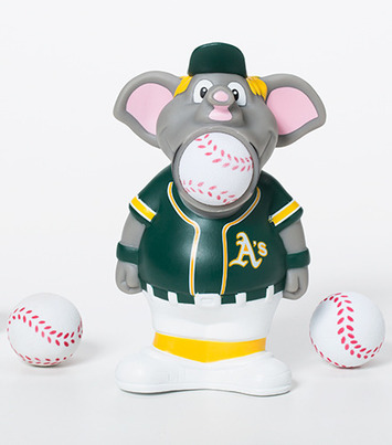 MLB Oakland Athletics Popper picture