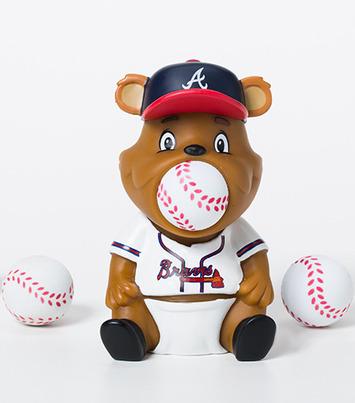 MLB Atlanta Braves Popper picture