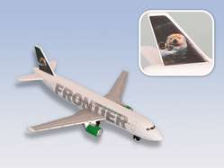 Frontier Single Plane picture