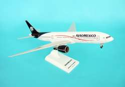 Skymarks Aeromexico B777-200ER 1/200 W/GEAR New Colors picture