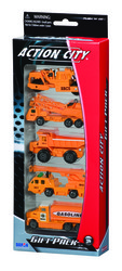 5 Piece Construction Vehicle Gift Pack picture