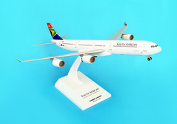Skymarks South African A340-600 1/200 W/GEAR picture