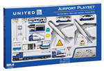 United 24 Piece Playset Post Co Merger Livery