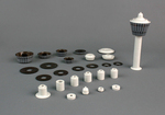 Herpa Airport - Tower Set (28 Pieces)