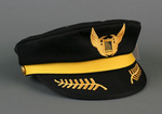 United Airlines Pilot Hat