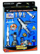 Lunar Explorer 15 Piece Playset W/KENNEDY Space Center Sign