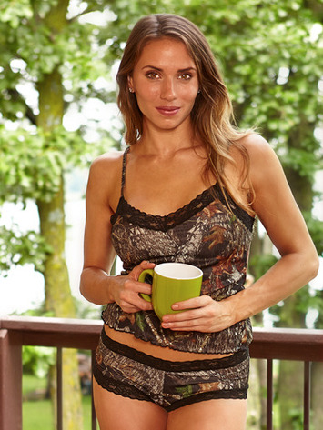 Lace-Trimmed Camisole picture