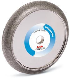 "MK-275 Profile Wheel 10"" Diameter 3/8"" Radius picture"