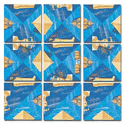Ancient Egypt Scramble Squares&reg; picture