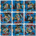 Antique Autos Scramble Squares®