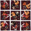 Guitars Scramble Squares®