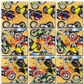 Classic Motorcycles Scramble Squares®