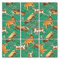 Deer Scramble Squares®