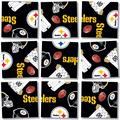 Pittsburgh Steelers, NFL Scramble Squares®