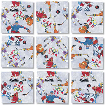 Olympic Hockey, Scramble Squares® picture
