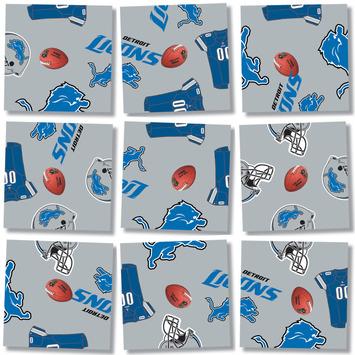 Detroit Lions, NFL Scramble Squares® picture
