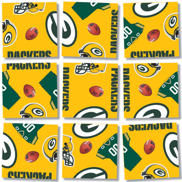 Green Bay Packers, NFL Scramble Squares® picture