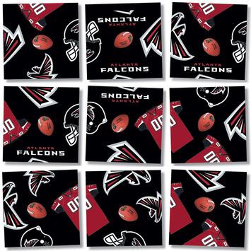 Atlanta Falcons, NFL Scramble Squares® picture