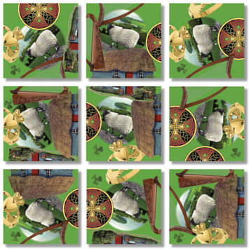 Irish Heritage, Scramble Squares® picture