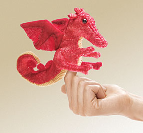 Mini Dragon, Red picture