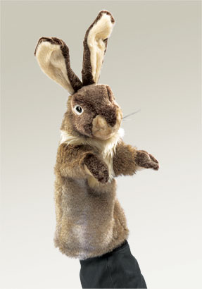 Rabbit Stage Puppet picture