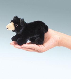 Mini Black Bear picture