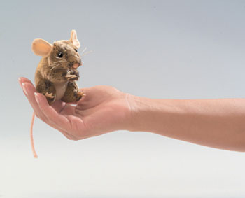 Mini Field Mouse picture