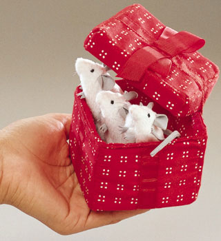 Mice In Red Box picture