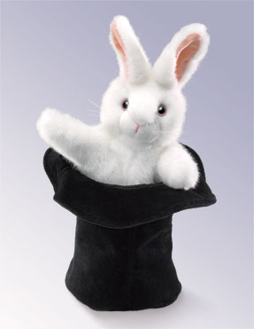 Rabbit In Hat picture
