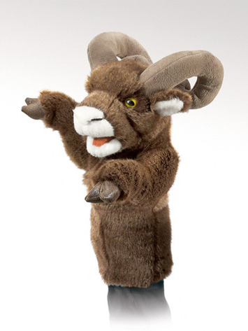 Sheep, Bighorn Stage Puppet picture