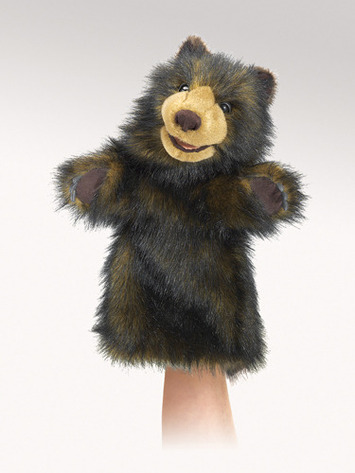 Bear Stage Puppet picture