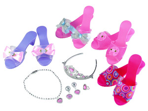 Dress Shoes & Jewelry picture