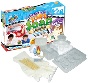 Practical Joke Soap Laboratory picture