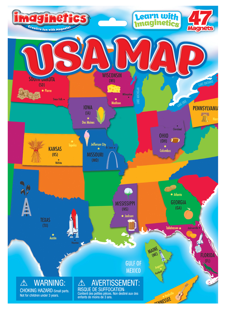 USA Map picture