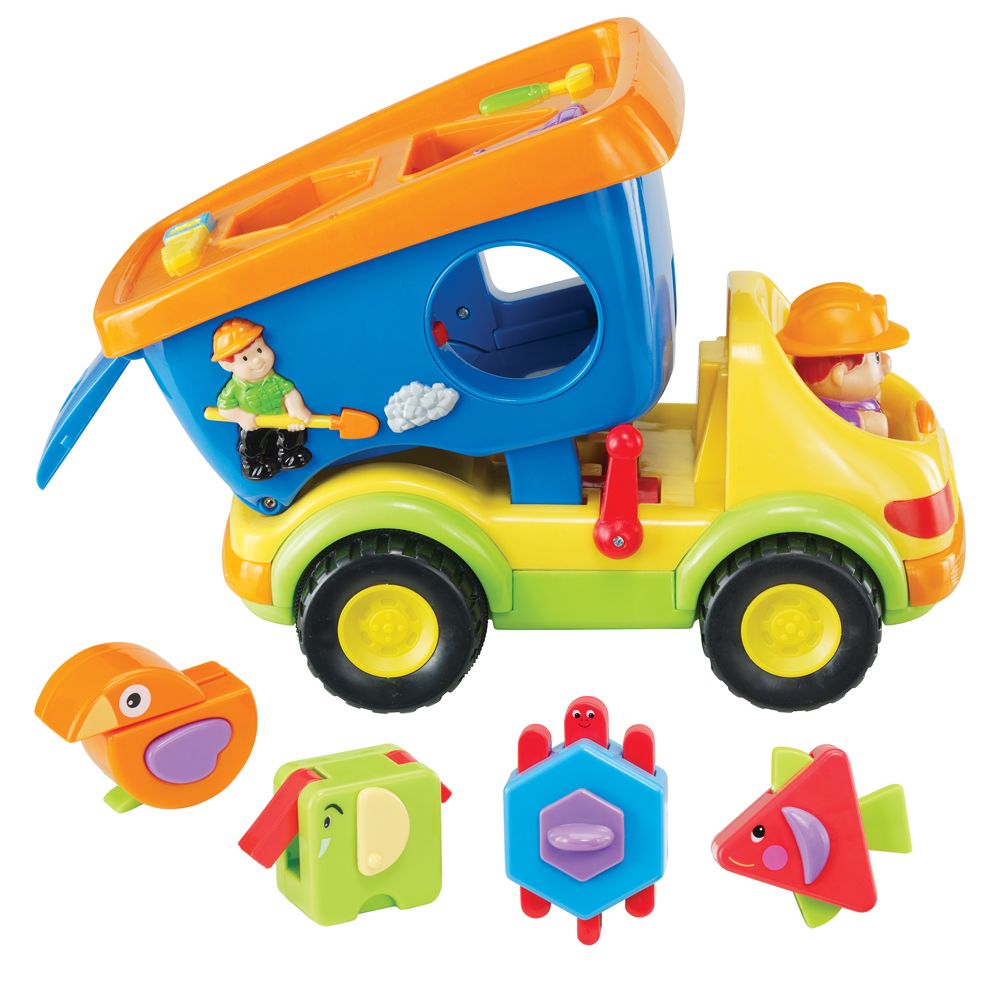 Super Shapes Dump Truck picture