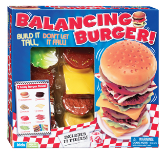 Balancing Burger picture