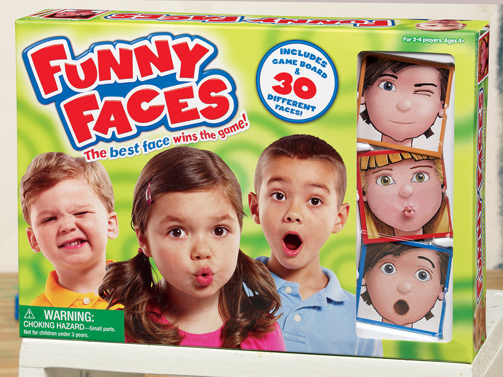 Funny Faces picture