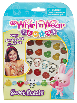 Whirl 'n Wear Charms Sweet Snacks picture
