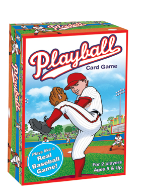 Playball! Card Game picture