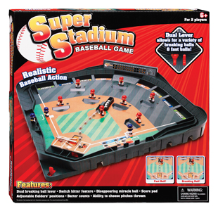 Super Stadium Baseball Game picture