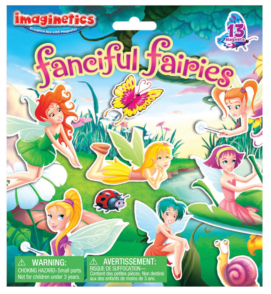 Fanciful Fairies picture