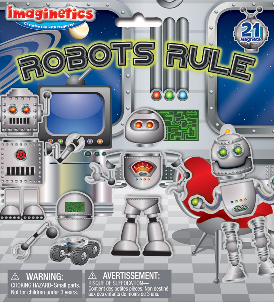 Robots Rule! picture